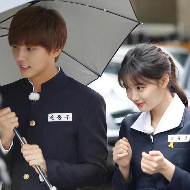 Cặp sao nhí đình đám Kim Yoo Jung và Kim So Hyun: Ai được các mỹ nam nhắc đến nhiều hơn? - Ảnh 5.