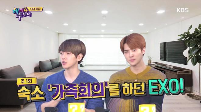 Sehun (EXO) bị tố mít ướt, Key (SHINee) thừa nhận từng muốn đánh vào đầu bạn chung nhóm - Ảnh 1.