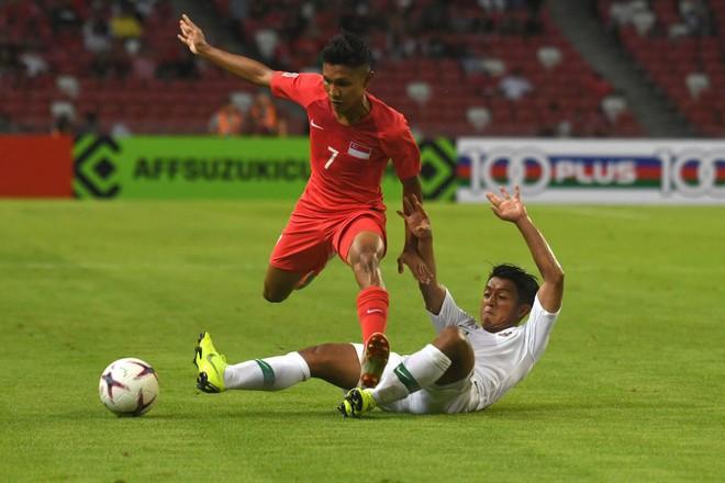 Cập nhật: Singapore khiến Indonesia nhận thất bại tâm phục khẩu phục ở bảng B AFF Cup 2018 - ảnh 2