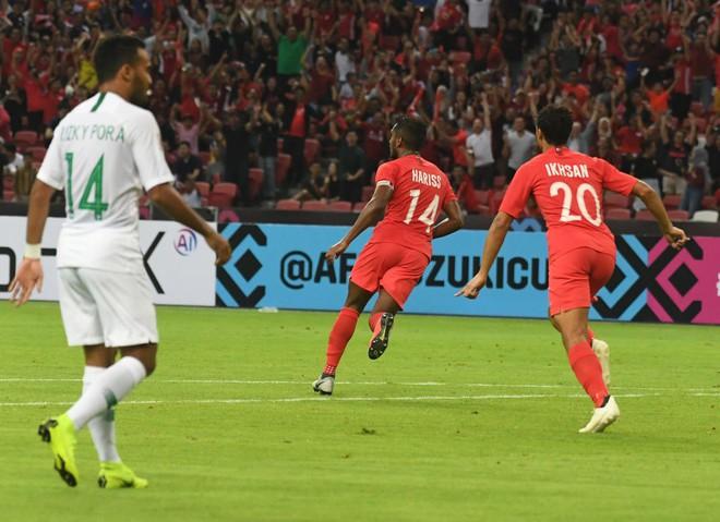 Cập nhật: Singapore khiến Indonesia nhận thất bại tâm phục khẩu phục ở bảng B AFF Cup 2018 - ảnh 5