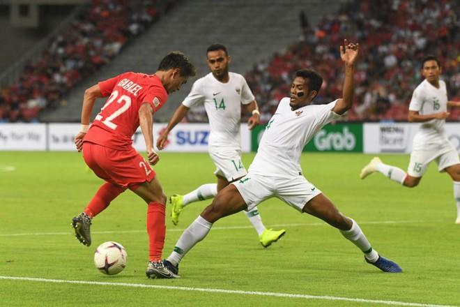 Cập nhật: Singapore khiến Indonesia nhận thất bại tâm phục khẩu phục ở bảng B AFF Cup 2018 - ảnh 3