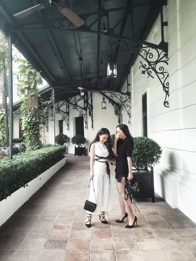 Tình bạn 7 năm của 2 cô nàng xinh đẹp, nổi tiếng Hà thành đánh tan suy nghĩ: Con gái khó mà chơi thân! - ảnh 12