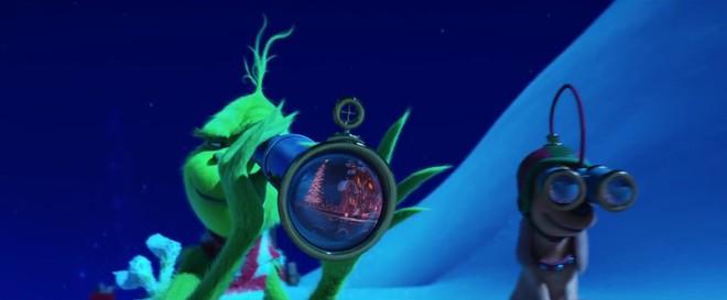 3 sự thật thú vị mà bạn sẽ tiếc đứt ruột nếu bỏ qua bom tấn hoạt hình The Grinch - ảnh 3