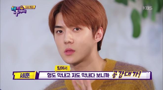 Baekhyun, Sehun lần đầu tiết lộ về cơ duyên và lý do bất ngờ trở thành bạn với Seungri cùng tài tử Lee Jun Ki - Ảnh 2.