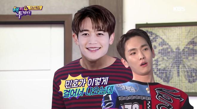 Sehun (EXO) bị tố mít ướt, Key (SHINee) thừa nhận từng muốn đánh vào đầu bạn chung nhóm - Ảnh 4.