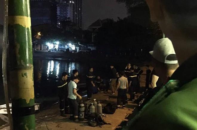 Hà Nội: Bơi qua hồ lấy 300 nghìn đồng tiền thưởng, nam thanh niên đuối nước tử vong - Ảnh 1.