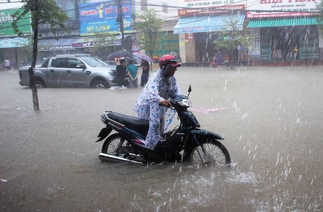 Quảng Nam: Mưa lớn, một người đàn ông bị nước cuốn mất tích  - Ảnh 2.