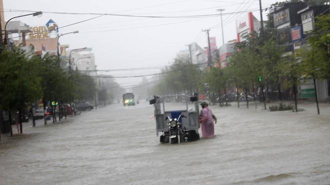 Quảng Nam: Mưa lớn, một người đàn ông bị nước cuốn mất tích  - Ảnh 1.