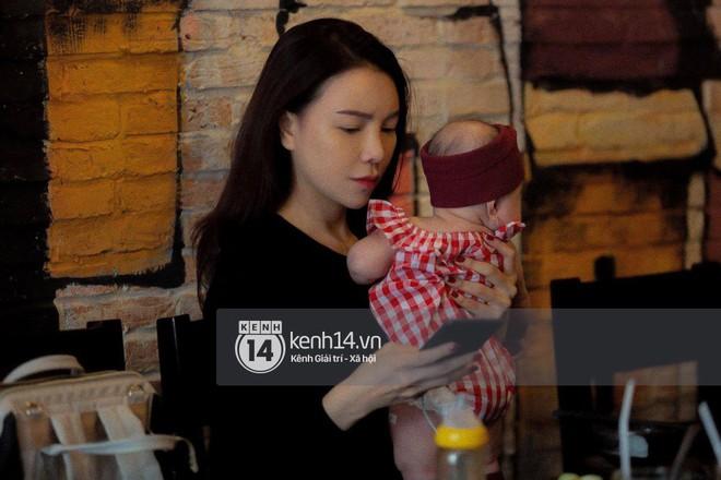 Trà Ngọc Hằng bí mật sinh con gái tròn 4 tháng tuổi, hiện là mẹ đơn thân - Ảnh 3.