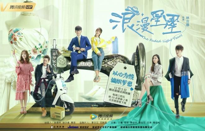 Phim truyền hình Hoa ngữ tháng 12: Ngôn tình và hành động chiếm lĩnh - ảnh 3