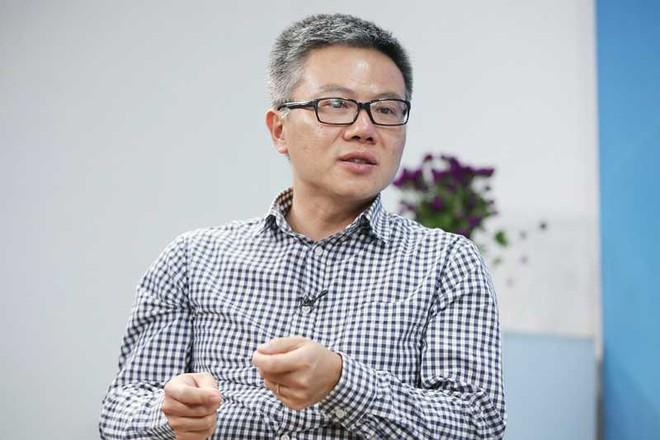 Giáo sư Ngô Bảo Châu nhận giải thưởng Toán học danh giá tại Pháp - Ảnh 1.