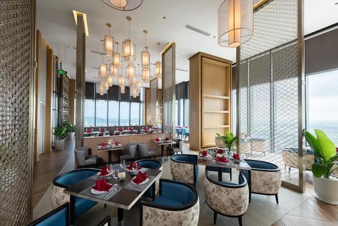 Không gian chuẩn mùa lễ hội của Vinpearl Hotels: Góc nào cũng lung linh, đã vậy còn được thưởng thức bữa tối với view ngàn sao! - ảnh 15