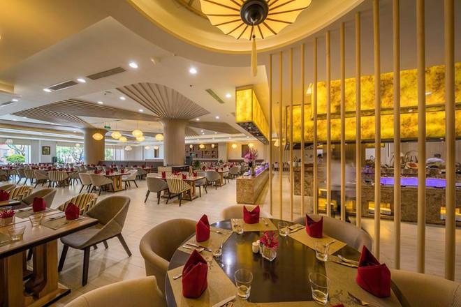 Không gian chuẩn mùa lễ hội của Vinpearl Hotels: Góc nào cũng lung linh, đã vậy còn được thưởng thức bữa tối với view ngàn sao! - ảnh 16