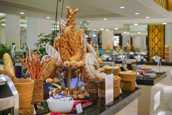 Không gian chuẩn mùa lễ hội của Vinpearl Hotels: Góc nào cũng lung linh, đã vậy còn được thưởng thức bữa tối với view ngàn sao! - ảnh 18
