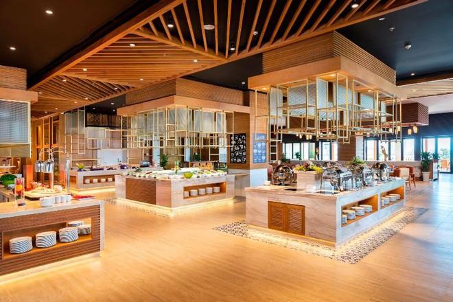 Không gian chuẩn mùa lễ hội của Vinpearl Hotels: Góc nào cũng lung linh, đã vậy còn được thưởng thức bữa tối với view ngàn sao! - ảnh 19