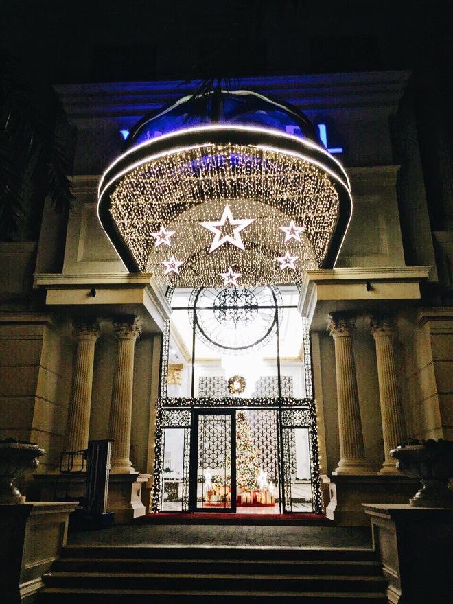 Không gian chuẩn mùa lễ hội của Vinpearl Hotels: Góc nào cũng lung linh, đã vậy còn được thưởng thức bữa tối với view ngàn sao! - ảnh 4