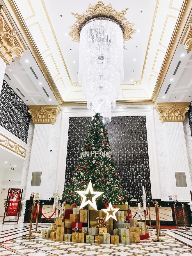 Không gian chuẩn mùa lễ hội của Vinpearl Hotels: Góc nào cũng lung linh, đã vậy còn được thưởng thức bữa tối với view ngàn sao! - ảnh 7
