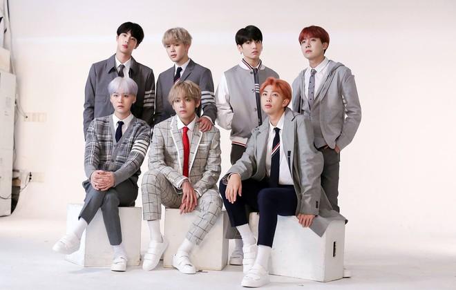 BTS lập kỉ lục mới đối với một album Hàn trên Billboard 200, gấp 8 lần thành tích của EXO - Ảnh 1.