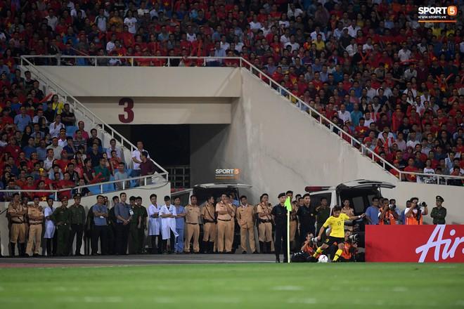 Mới đón chức vô địch AFF Cup chưa lâu, SVĐ Mỹ Đình đã giảm nhiệt ngày trở lại - ảnh 9