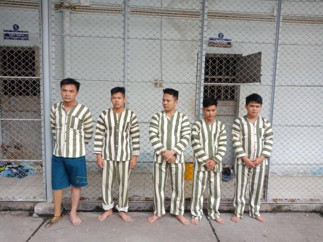 Giải cứu thanh niên 9X bị nhóm giang hồ bắt cóc, đánh đập ở Sài Gòn - Ảnh 1.