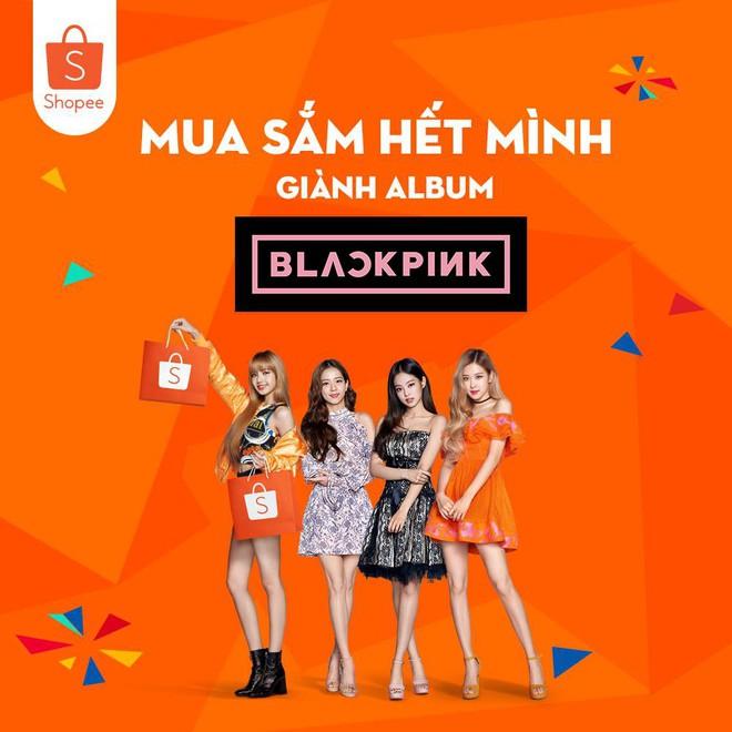 BLACKPINK chính thức mở bán phụ kiện của nhóm trên ứng dụng Shopee, cơ hội săn mini album cực hot - Ảnh 5.