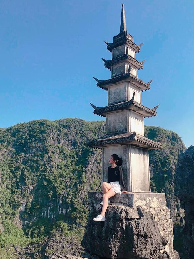 Tọa độ check-in hot nhất ở Ninh Bình: Hùng vĩ và ảo diệu không thua gì cảnh phim cổ trang - ảnh 7