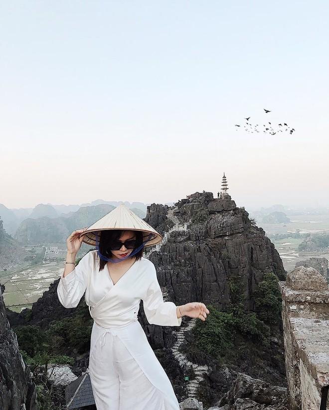 Tọa độ check-in hot nhất ở Ninh Bình: Hùng vĩ và ảo diệu không thua gì cảnh phim cổ trang - ảnh 5