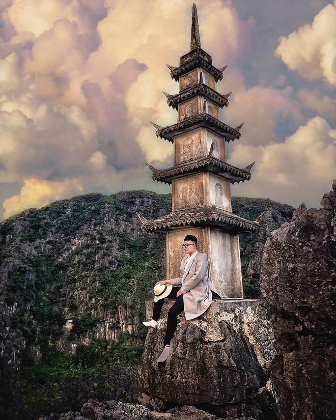 Tọa độ check-in hot nhất ở Ninh Bình: Hùng vĩ và ảo diệu không thua gì cảnh phim cổ trang - ảnh 2