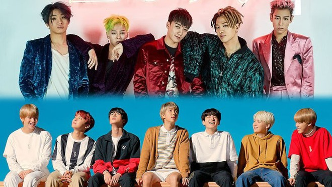Netizen bình chọn: Big Bang và BTS, ai mới là ông hoàng sân khấu? - ảnh 1