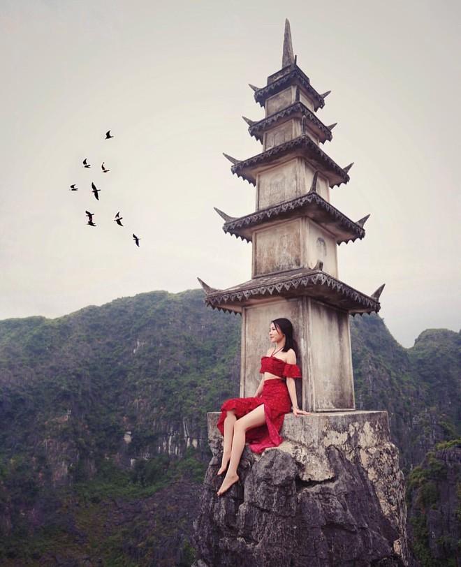 Tọa độ check-in hot nhất ở Ninh Bình: Hùng vĩ và ảo diệu không thua gì cảnh phim cổ trang - ảnh 13