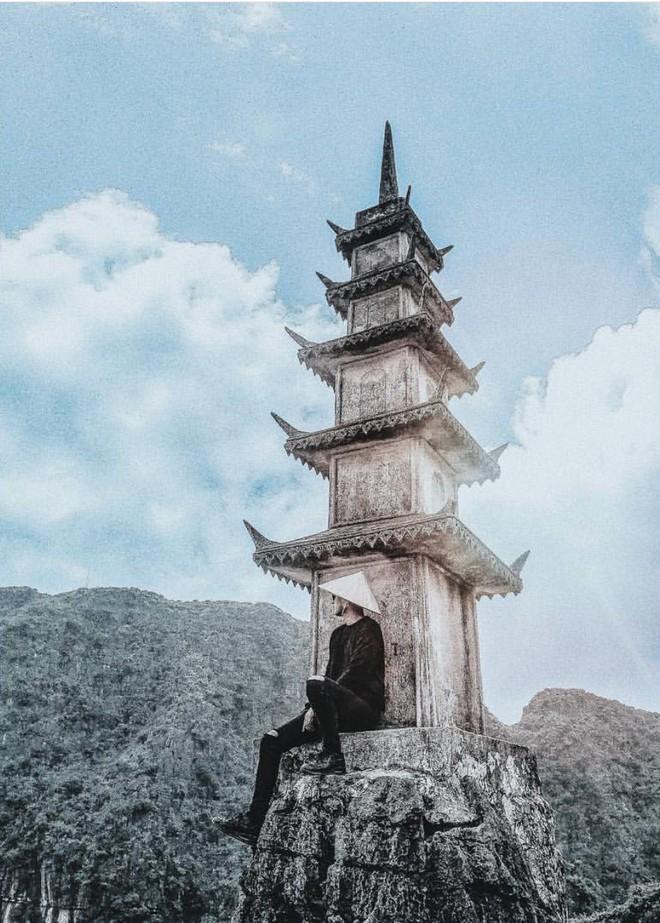 Tọa độ check-in hot nhất ở Ninh Bình: Hùng vĩ và ảo diệu không thua gì cảnh phim cổ trang - ảnh 12
