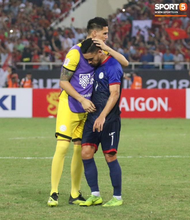 Tuyển Philippines bình thản đón nhận thất bại sau khi bị loại khỏi AFF Cup 2018 - Ảnh 4.