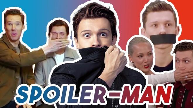 Đoán xem Bé Nhện Tom Holland sẽ chịu hình phạt gì nếu mắc tội spoil Avengers 4? - ảnh 2
