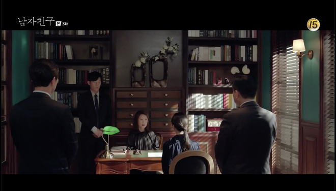 Vừa ly hôn chưa được bao lâu, Song Hye Kyo bị mẹ chồng ép tái hôn với chính chồng cũ trong Encounter! - Ảnh 1.