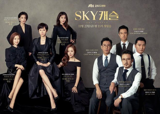 """Giải mã sức hút """"Sky Castle"""": Dự án chỉ sau một đêm đã vượt mặt phim của Kim Yoo Jung và lọt top dẫn đầu lượt xem có gì hot? - Ảnh 7."""