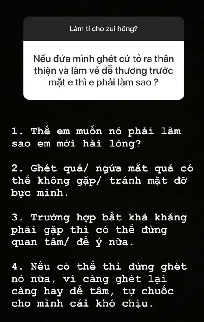 Hỏi gì đáp nấy trên Instagram, An Nguy nói 1 câu làm các cô nàng mắc bệnh ảo tưởng bị quê độ - ảnh 5