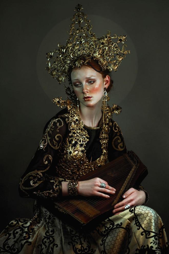 Sử dụng máy ảnh và photoshop, nữ nghệ sĩ đã biến thế giới cổ tích thành hiện thực - Ảnh 27.