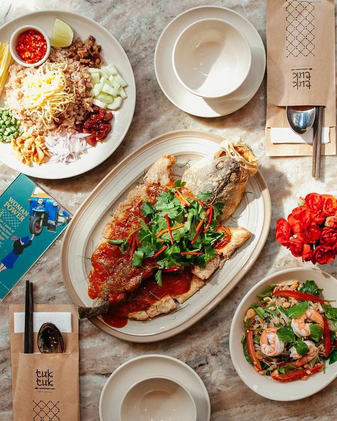3 quán bán đồ Thái vừa ngon vừa đẹp giữa lòng Sài Gòn, bạn đã thử chưa? - ảnh 3