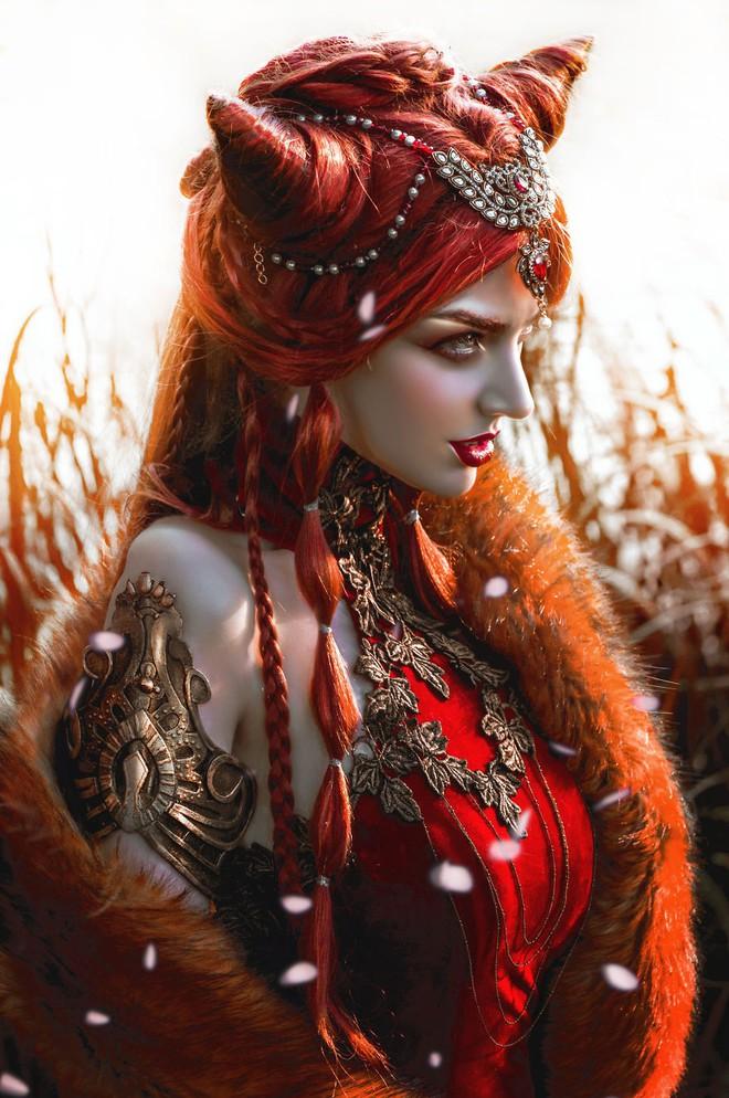 Sử dụng máy ảnh và photoshop, nữ nghệ sĩ đã biến thế giới cổ tích thành hiện thực - Ảnh 3.