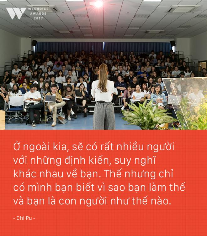 Miss showbiz Chi Pu lần đầu kể về giai đoạn khủng hoảng đến trầm cảm sau khi tuyên bố đi hát - Ảnh 3.