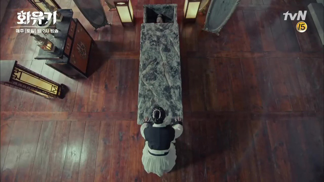 Hoa Du Ký: Tam Tạng bị Bạch Cốt Tinh cướp linh hồn, nằm trong quan tài, bái bai Ngộ Không - Ảnh 17.