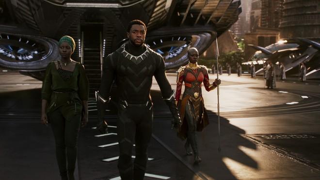 Black Panther - Chiêu trò gây shock hay thông điệp bình đẳng chủng tộc từ Marvel? - Ảnh 3.