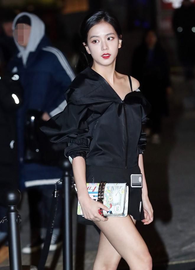 Cách khoe dáng của mỹ nhân Black Pink nhà YG quyền lực: Bó, cộc hết cỡ để không lộ 1% mỡ thừa - Ảnh 16.