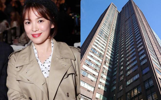 Tiết lộ hình ảnh căn hộ cao cấp 41 tỉ tọa lạc giữa lòng New York Song Hye Kyo từng sở hữu - Ảnh 1.