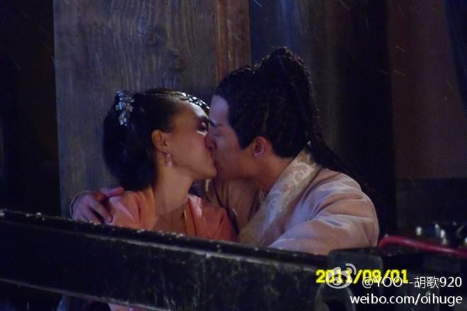 Cách hôn của Đường Yên khiến cô nàng xứng đáng là nữ hoàng khoá môi của màn ảnh Hoa Ngữ! - Ảnh 10.