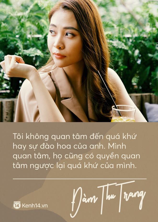 Độc quyền phỏng vấn: Đàm Thu Trang lần đầu kể chuyện tình yêu với Cường Đô La! - ảnh 3