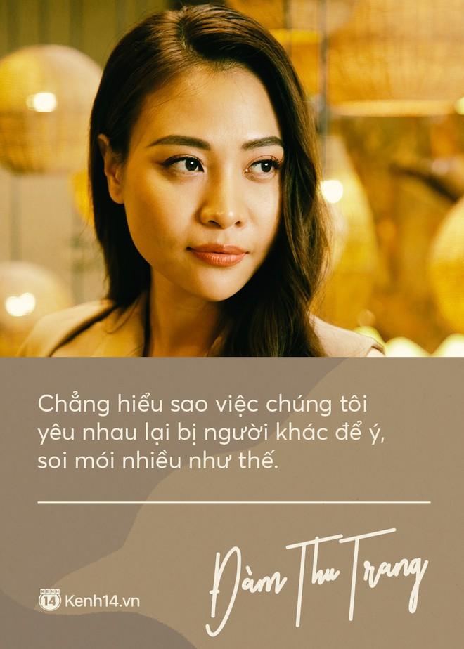 Độc quyền phỏng vấn: Đàm Thu Trang lần đầu kể chuyện tình yêu với Cường Đô La! - ảnh 2