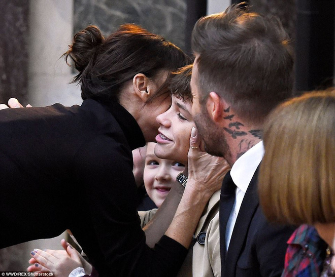 Càng lớn lại càng xinh đẹp, thảo nào Harper Beckham luôn được bố yêu chiều nhất nhà - Ảnh 5.