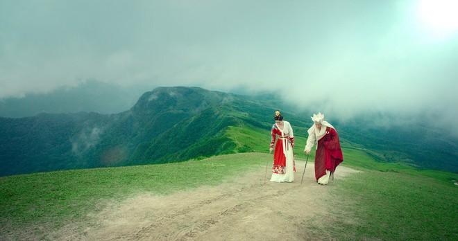 Tạo hình Nữ vương Tây Lương gây tranh cãi của Triệu Lệ Dĩnh thực chất lại sát với nguyên tác hơn bản phim năm 1986? - Ảnh 3.