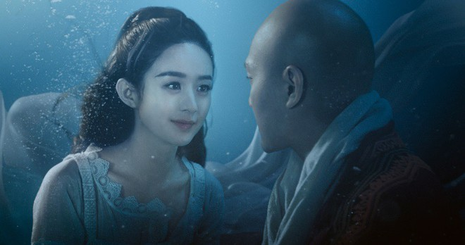 Tạo hình Nữ vương Tây Lương gây tranh cãi của Triệu Lệ Dĩnh thực chất lại sát với nguyên tác hơn bản phim năm 1986? - Ảnh 5.